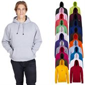 Adult Hooded Pullover