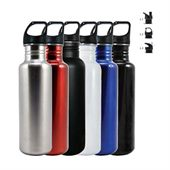 Adventure Stainless Steel Drink Bottle