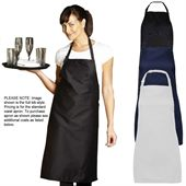 Cooking Apron Without Pocket