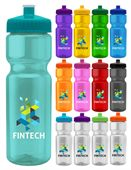 Full Colour Printed Bottles