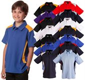 Kids Short Sleeve Baldwin