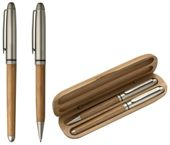 Quality Bamboo Pen Set