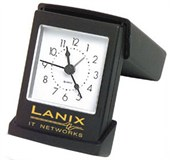 Executive Travel Alarm Clock