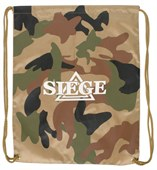 Army Print Backsack