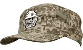 Camouflage Cap with Strap