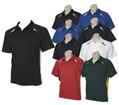 Childrens Contrast Panel Polo Shirt