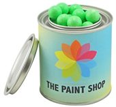 Chocolate Balls Single Colour 250ml Paint Tin
