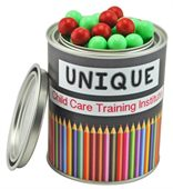 Chocolate Balls Single Colour 500ml Paint Tin