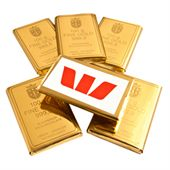 Promotional Gold Bars