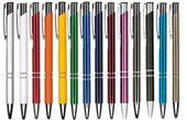 Silver Trimmed Corporate Pens