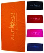 Colourful Beach Towel