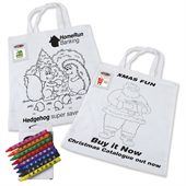 Colour Me Calico Bag