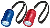Compact Push Button Torch