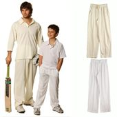 Drawcord Cricket Pants