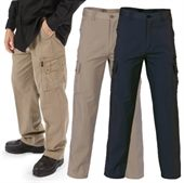 Middle Weight Cargo Work Pants