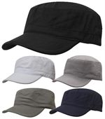 Cotton Twill Military Caps