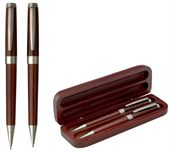 Quality Rosewood Pen Set