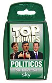 Custom Top Trumps Card Game