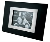 Stainless Steel Mounted Photo Frame