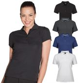 Ladies Embroidered Polo Shirt