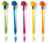 Flashing Bouncing Ball Pen