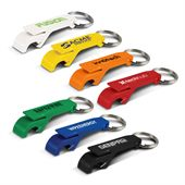 Flip Top Bottle Opener Keyring