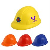 Hard Hat Anti Stress Ball