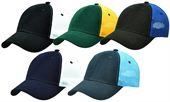 Heavy Duty Cotton Baseball Cap