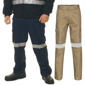 Heavy Duty Reflective Work Pant