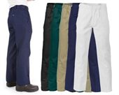 Heavyweight Cotton Drill Trousers