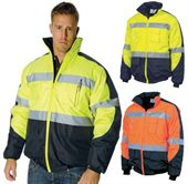 Night and Day Hi Vis Jacket