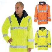 Breathable Hi Visibility Jacket