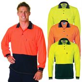 Hi Vis Cool Polo
