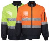 Hi Viz Flying Jacket