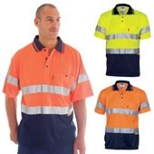 Reflective Tape Hi Vis Shirt