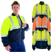 HI Vis Outdoor Rain Jacket