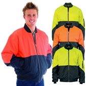 Waterproof Hi Visibility Jacket