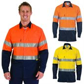 Hi-vis Reflective Work Shirt