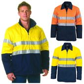 High Visibility Two Tone Work Jacket