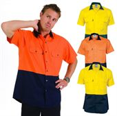 High Visibility Workmans Shirt