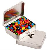 Mini M&M Hinge Tin