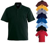 Kids Active Polo Shirts