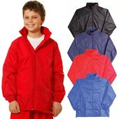 Kids Spray Jacket