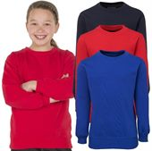Kids Crew Neck Sweatshirt