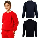 Childs Crew Neck Sweatshirt