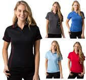 Womens Corporate Polo Shirt