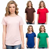 Ladies Cotton Surf Tees