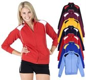 Zipped Ladies Sweatshirt