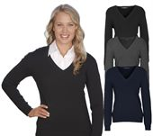 Ladies Corporate Sweater