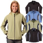 Ladies Contrast Jacket